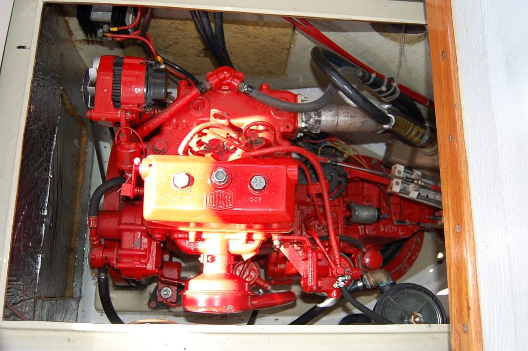 LM28 Bukh Lichtmaschine
