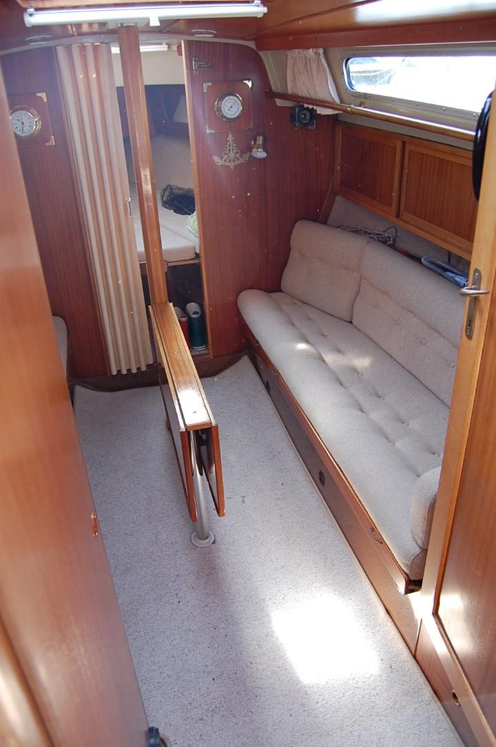 LM28 Salon von oben