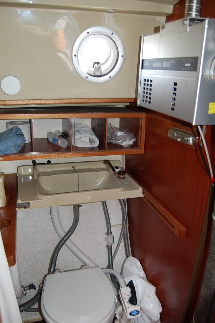 LM28 Waschraum Standheizung